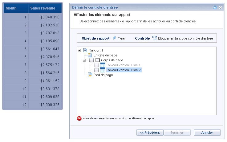 SAP BusinessObjects Webi - Lien élément 7